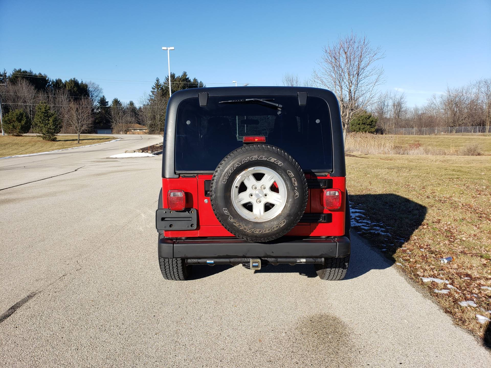 2004 Jeep Wrangler Sport in Big Bend, Wisconsin - Photo 5