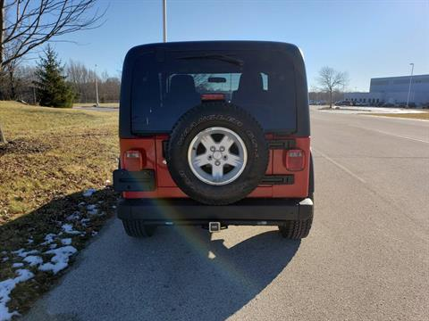 2004 Jeep Wrangler Sport in Big Bend, Wisconsin - Photo 6