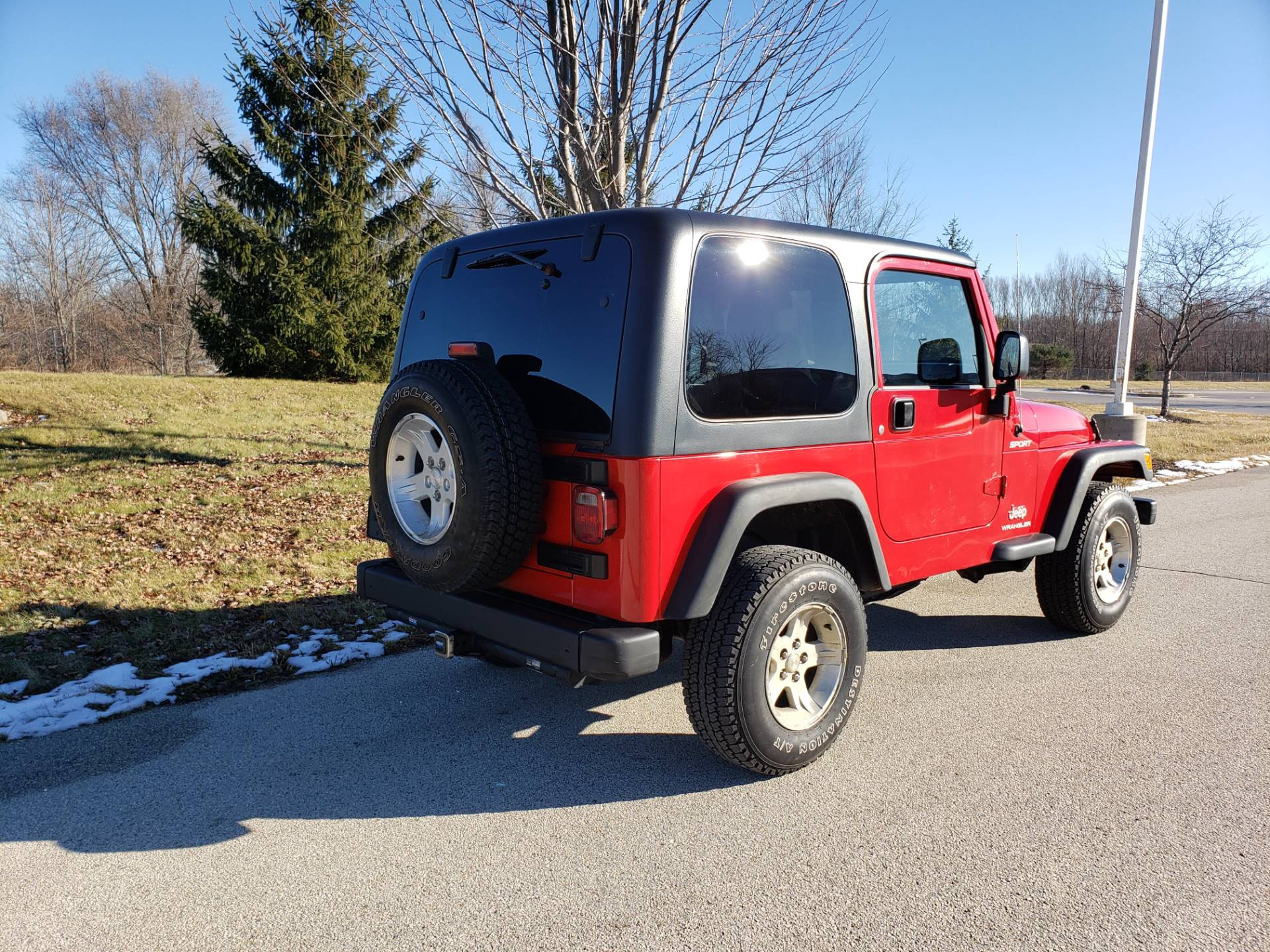 2004 Jeep Wrangler Sport in Big Bend, Wisconsin - Photo 7