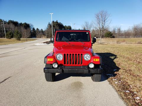 2004 Jeep Wrangler Sport in Big Bend, Wisconsin - Photo 10