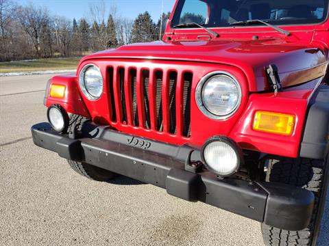 2004 Jeep Wrangler Sport in Big Bend, Wisconsin - Photo 14