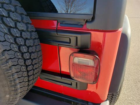 2004 Jeep Wrangler Sport in Big Bend, Wisconsin - Photo 15