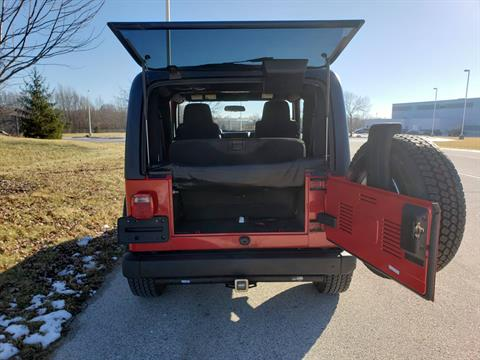 2004 Jeep Wrangler Sport in Big Bend, Wisconsin - Photo 17