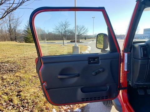 2004 Jeep Wrangler Sport in Big Bend, Wisconsin - Photo 19