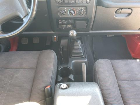 2004 Jeep Wrangler Sport in Big Bend, Wisconsin - Photo 25