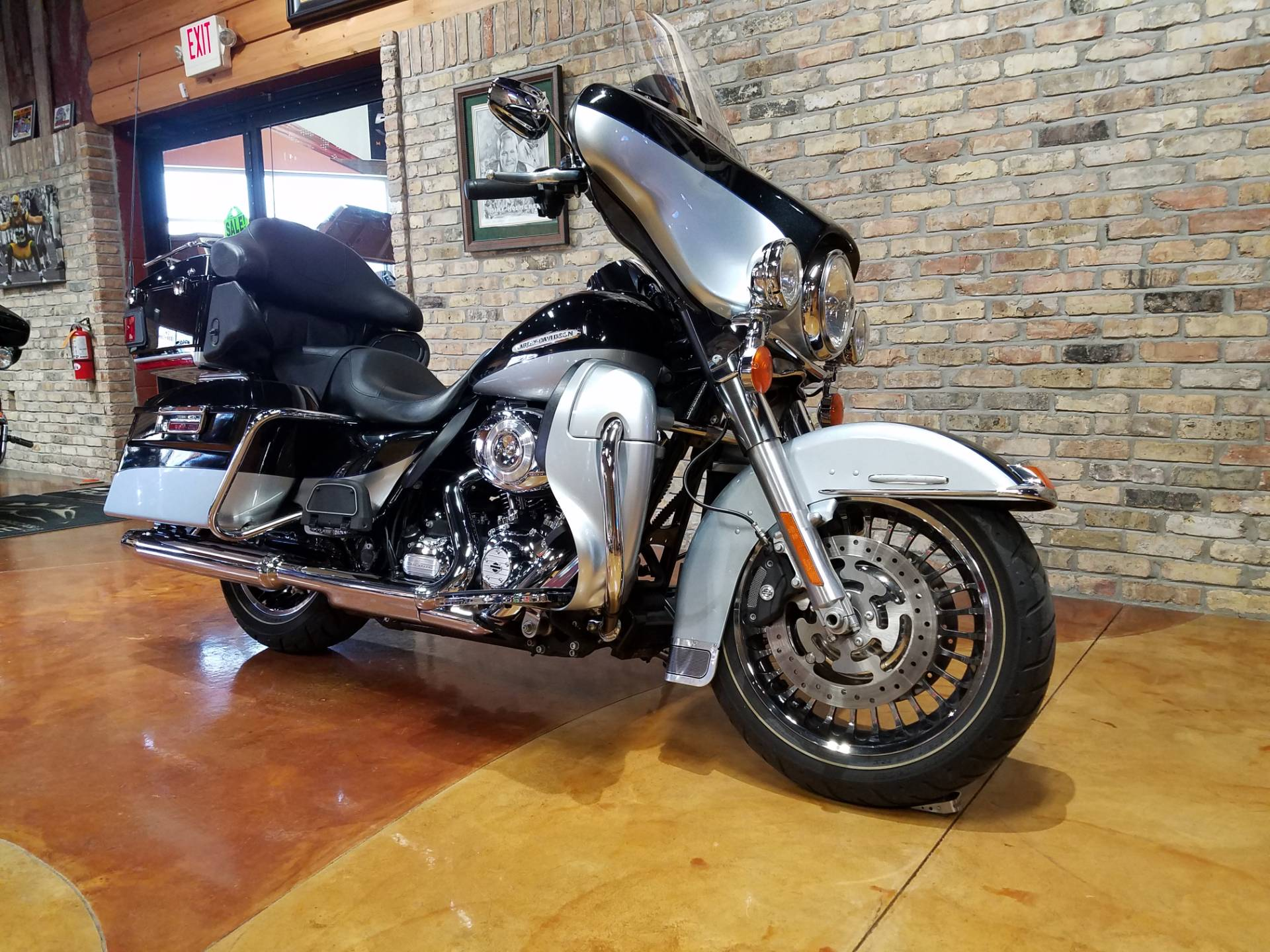 2012 Harley-Davidson Electra Glide® Ultra Limited in Big Bend, Wisconsin - Photo 3