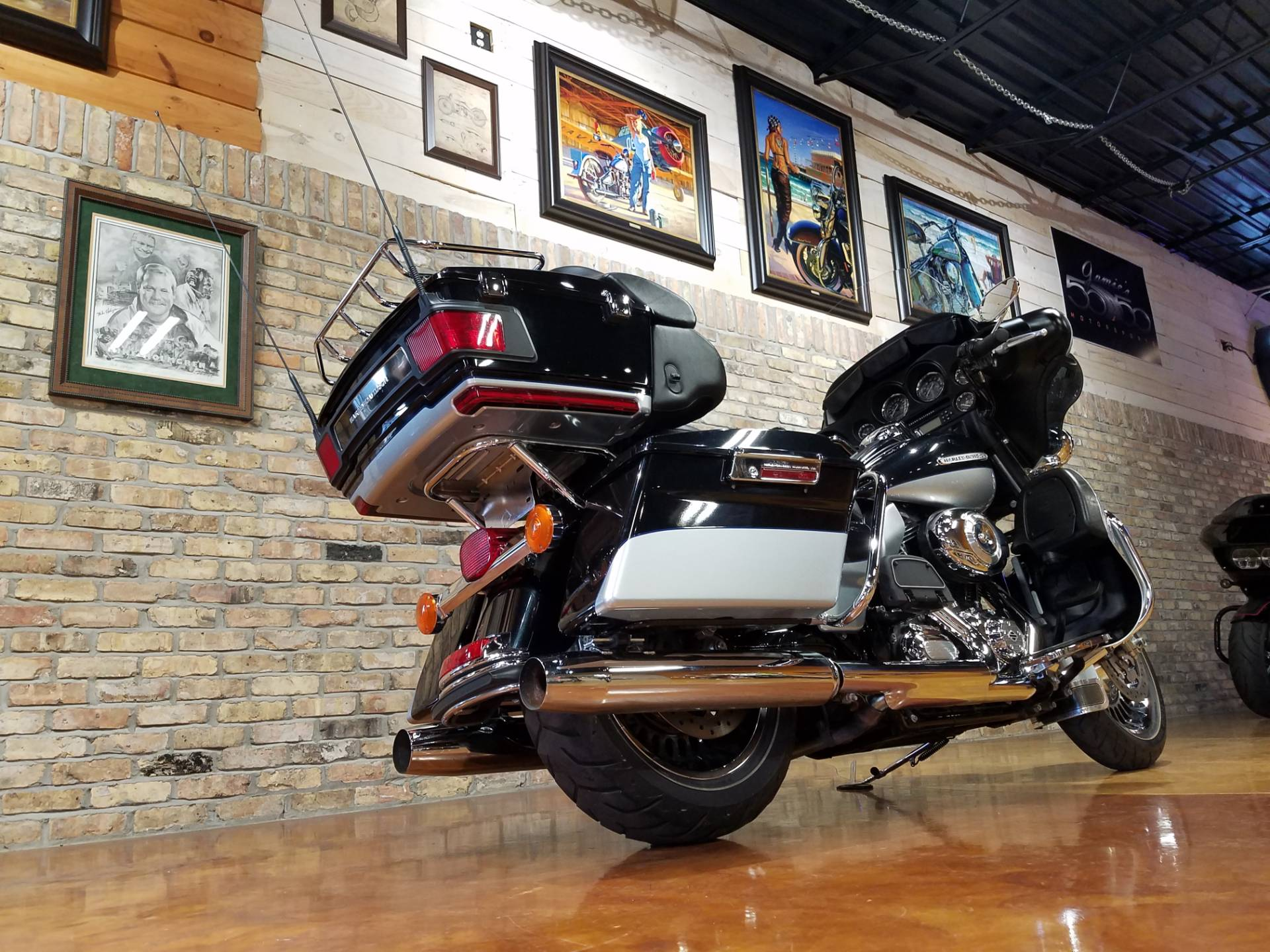 2012 Harley-Davidson Electra Glide® Ultra Limited in Big Bend, Wisconsin - Photo 5