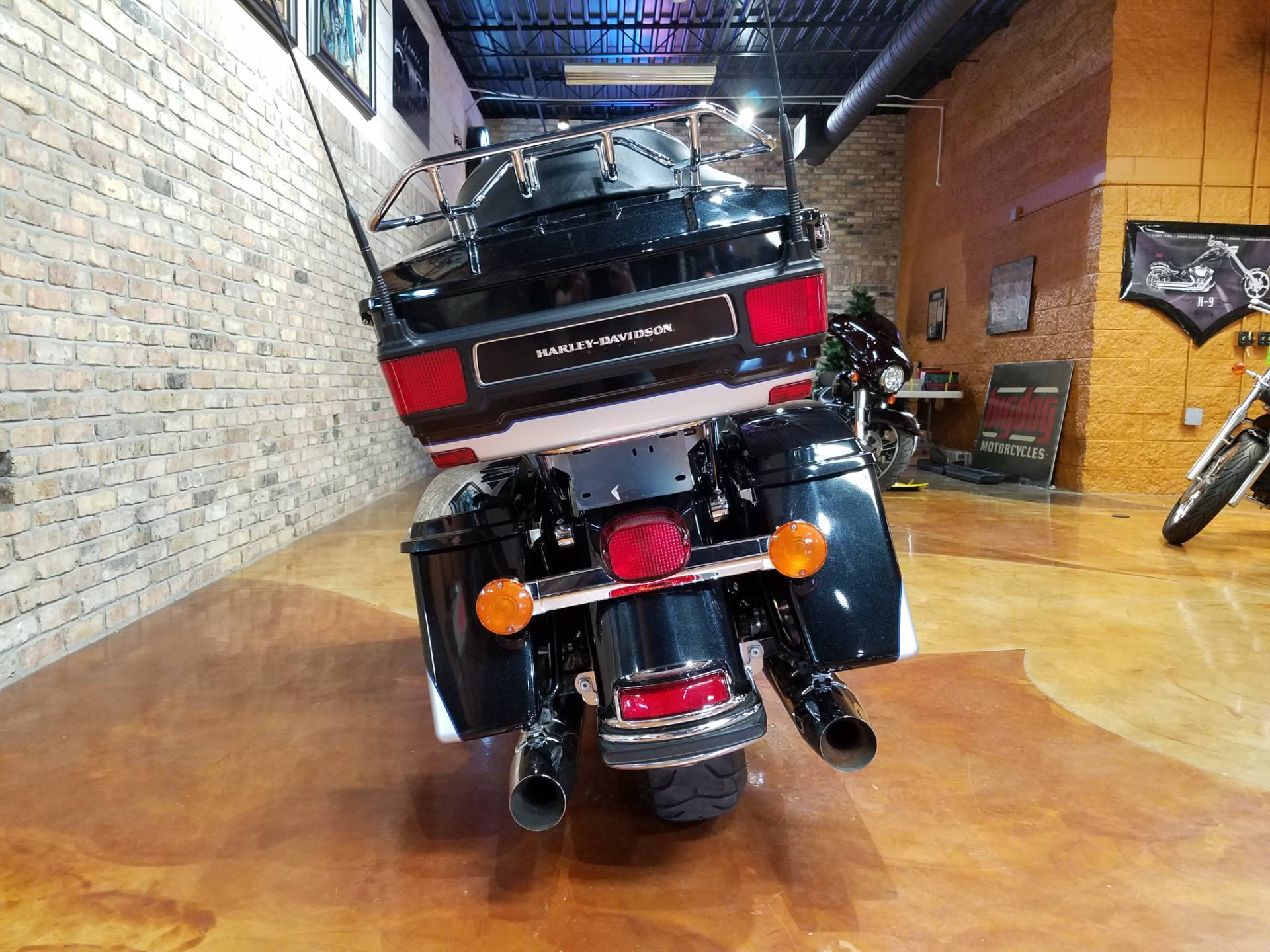 2012 Harley-Davidson Electra Glide® Ultra Limited in Big Bend, Wisconsin - Photo 6