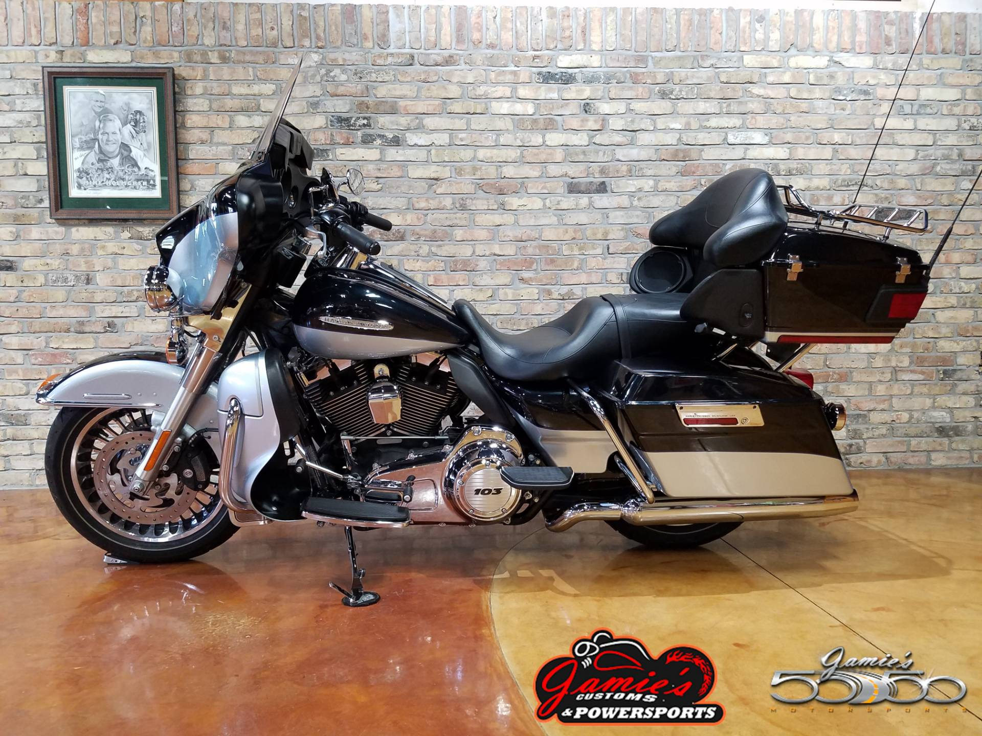 2012 Harley-Davidson Electra Glide® Ultra Limited in Big Bend, Wisconsin - Photo 1
