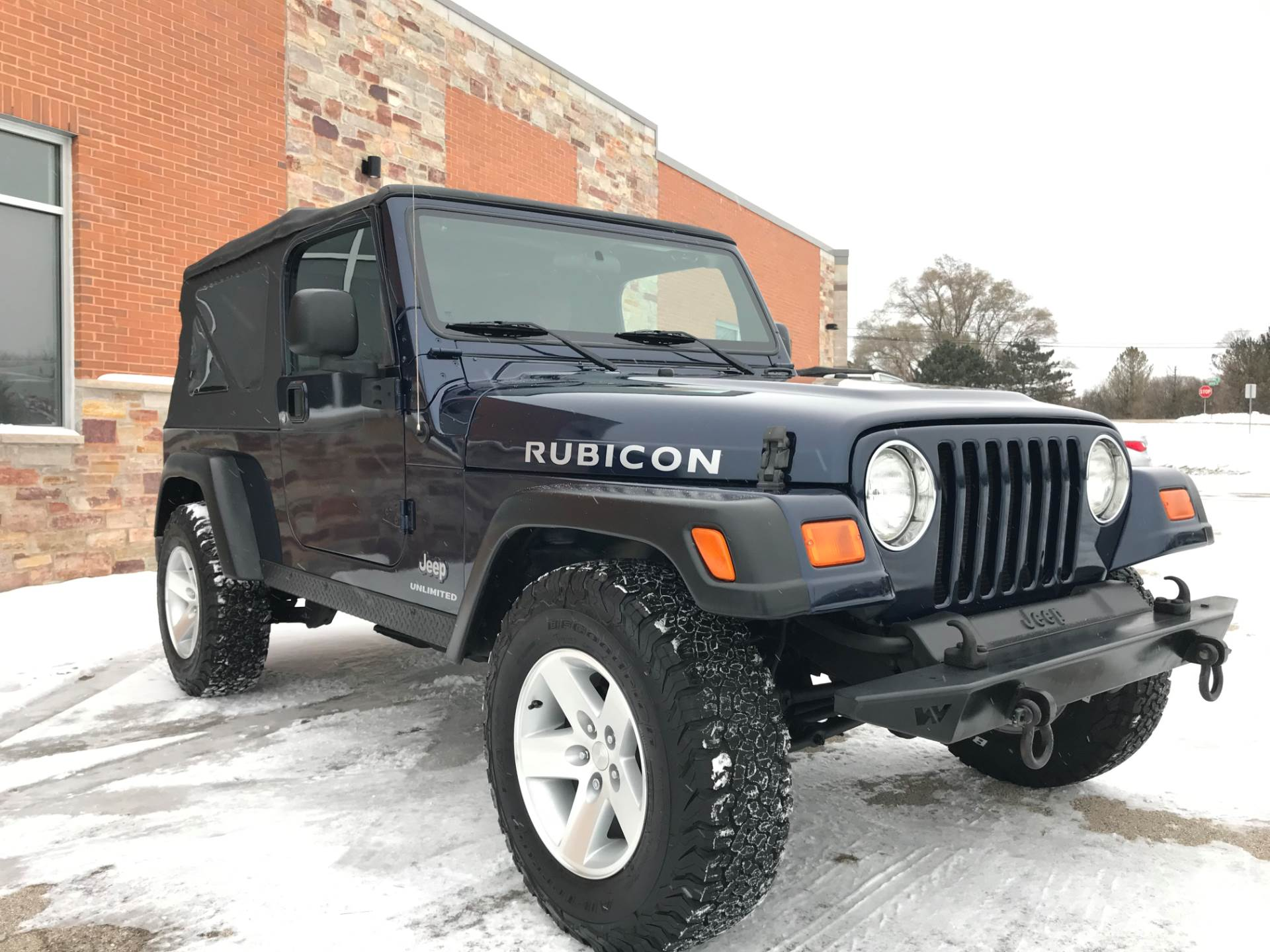2006 Jeep Wrangler Unlimited Rubicon 2dr SUV 4WD in Big Bend, Wisconsin - Photo 1