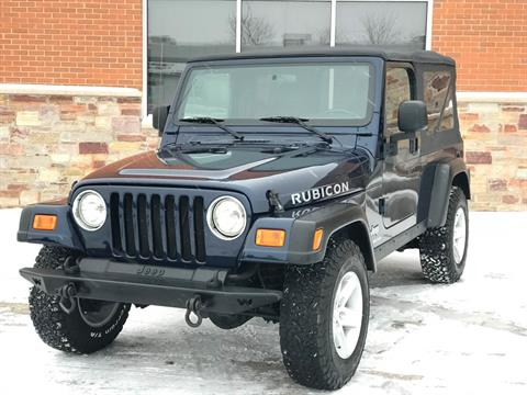 2006 Jeep Wrangler Unlimited Rubicon 2dr SUV 4WD in Big Bend, Wisconsin - Photo 2