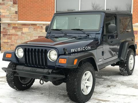 2006 Jeep Wrangler Unlimited Rubicon 2dr SUV 4WD in Big Bend, Wisconsin - Photo 66