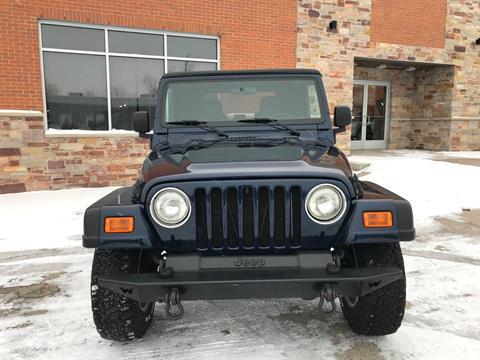2006 Jeep Wrangler Unlimited Rubicon 2dr SUV 4WD in Big Bend, Wisconsin - Photo 76