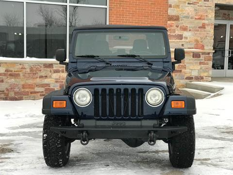 2006 Jeep Wrangler Unlimited Rubicon 2dr SUV 4WD in Big Bend, Wisconsin - Photo 38