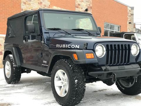2006 Jeep Wrangler Unlimited Rubicon 2dr SUV 4WD in Big Bend, Wisconsin - Photo 65