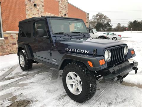 2006 Jeep Wrangler Unlimited Rubicon 2dr SUV 4WD in Big Bend, Wisconsin - Photo 77