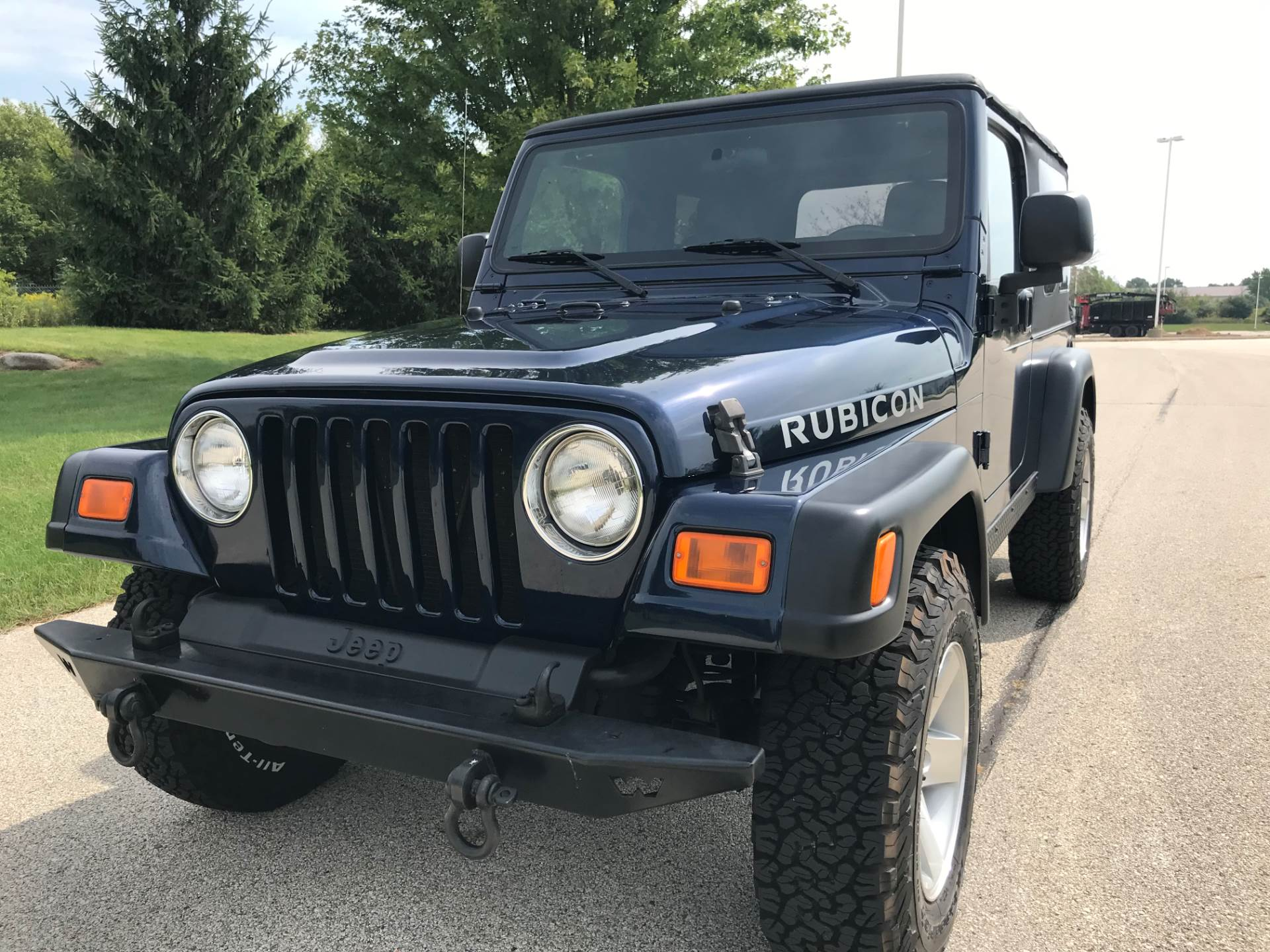 2006 Jeep Wrangler Unlimited Rubicon 2dr SUV 4WD in Big Bend, Wisconsin - Photo 88
