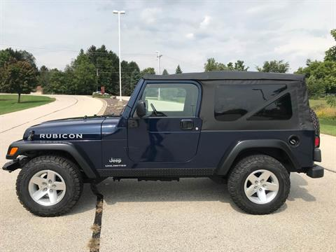 2006 Jeep Wrangler Unlimited Rubicon 2dr SUV 4WD in Big Bend, Wisconsin - Photo 92