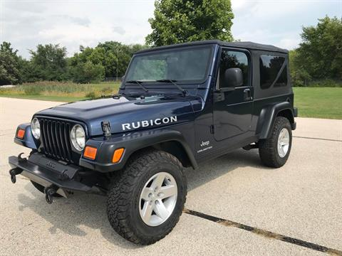 2006 Jeep Wrangler Unlimited Rubicon 2dr SUV 4WD in Big Bend, Wisconsin - Photo 93