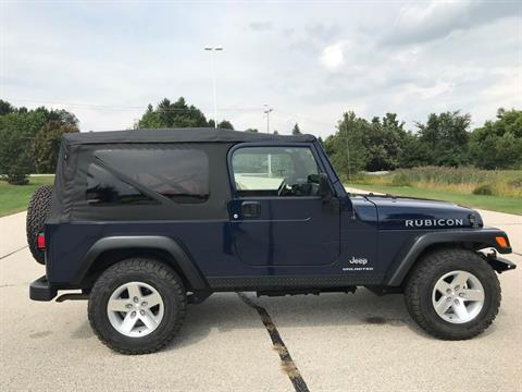 2006 Jeep Wrangler Unlimited Rubicon 2dr SUV 4WD in Big Bend, Wisconsin - Photo 99