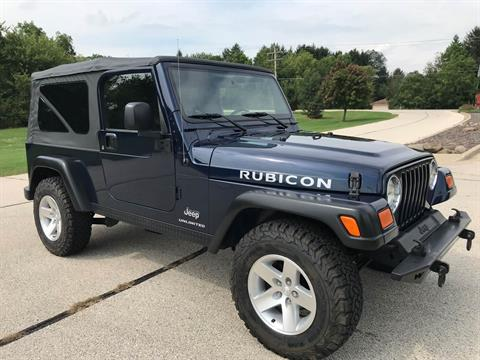 2006 Jeep Wrangler Unlimited Rubicon 2dr SUV 4WD in Big Bend, Wisconsin - Photo 100