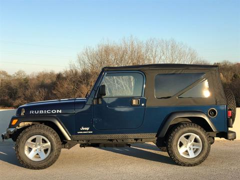 2006 Jeep Wrangler Unlimited Rubicon 2dr SUV 4WD in Big Bend, Wisconsin - Photo 104