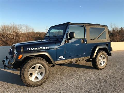 2006 Jeep Wrangler Unlimited Rubicon 2dr SUV 4WD in Big Bend, Wisconsin - Photo 105