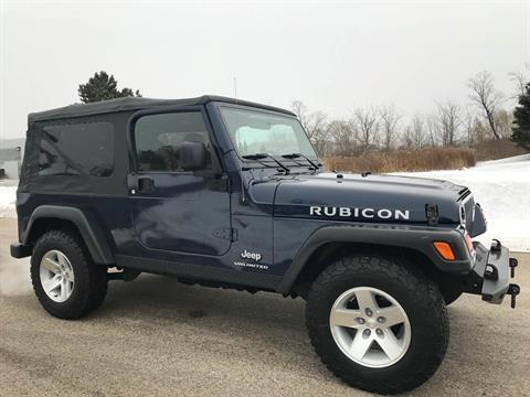 2006 Jeep Wrangler Unlimited Rubicon 2dr SUV 4WD in Big Bend, Wisconsin - Photo 73