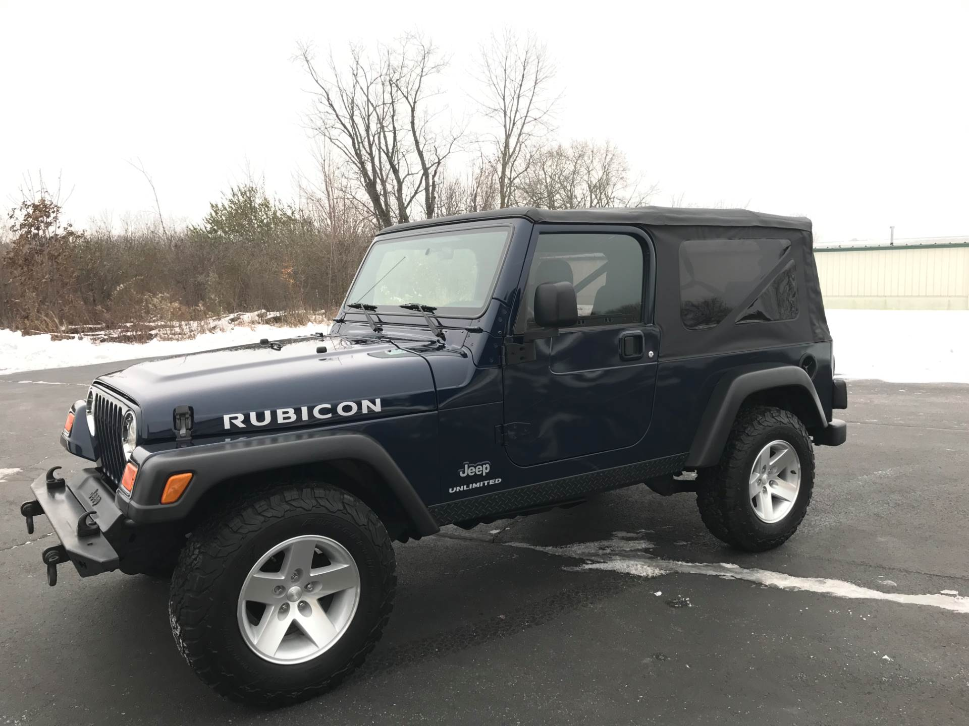 2006 Jeep Wrangler Unlimited Rubicon 2dr SUV 4WD in Big Bend, Wisconsin - Photo 108