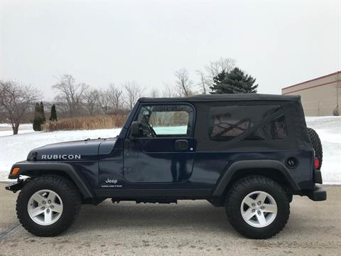 2006 Jeep Wrangler Unlimited Rubicon 2dr SUV 4WD in Big Bend, Wisconsin - Photo 111