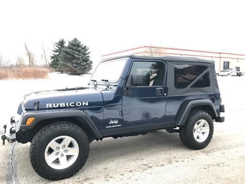 2006 Jeep Wrangler Unlimited Rubicon 2dr SUV 4WD in Big Bend, Wisconsin - Photo 113