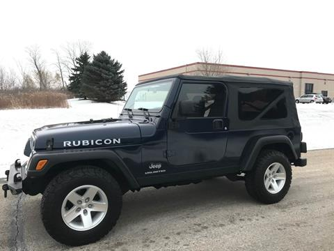 2006 Jeep Wrangler Unlimited Rubicon 2dr SUV 4WD in Big Bend, Wisconsin - Photo 114