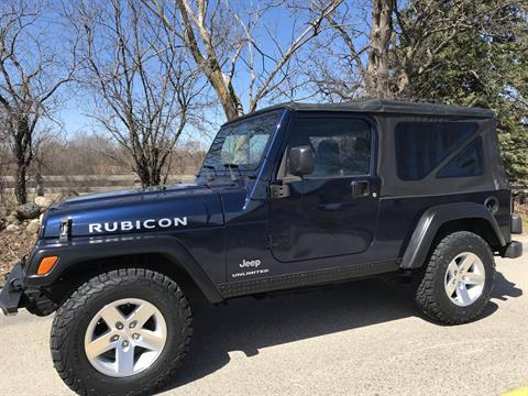 2006 Jeep Wrangler Unlimited Rubicon 2dr SUV 4WD in Big Bend, Wisconsin - Photo 3