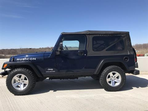 2006 Jeep Wrangler Unlimited Rubicon 2dr SUV 4WD in Big Bend, Wisconsin - Photo 120
