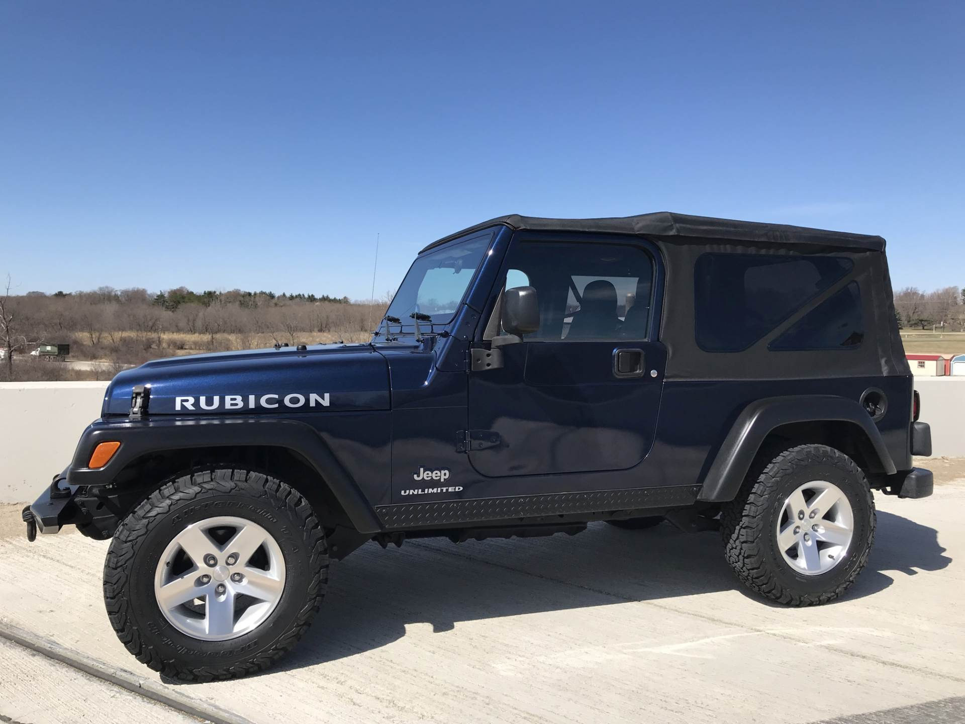 2006 Jeep Wrangler Unlimited Rubicon 2dr SUV 4WD in Big Bend, Wisconsin - Photo 122