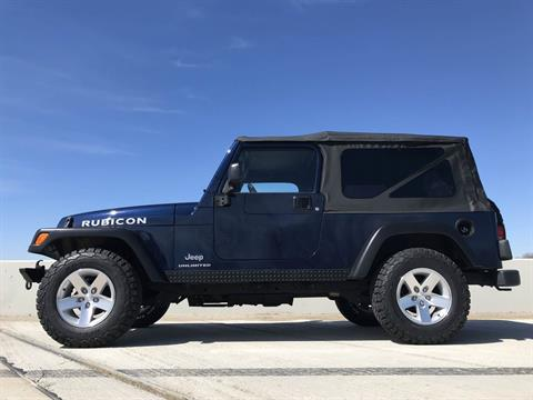 2006 Jeep Wrangler Unlimited Rubicon 2dr SUV 4WD in Big Bend, Wisconsin - Photo 8