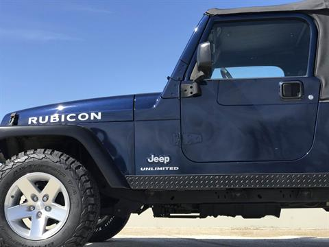 2006 Jeep Wrangler Unlimited Rubicon 2dr SUV 4WD in Big Bend, Wisconsin - Photo 124