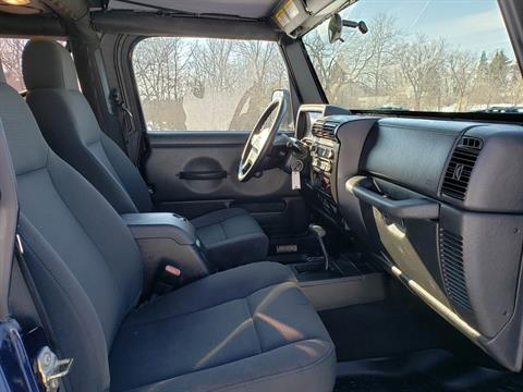 2006 Jeep Wrangler Unlimited Rubicon 2dr SUV 4WD in Big Bend, Wisconsin - Photo 30