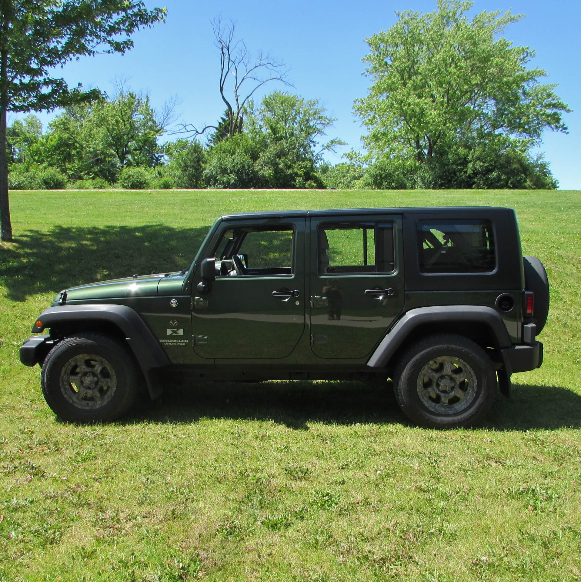 2008 Jeep Wrangler Limited Sport in Big Bend, Wisconsin - Photo 1