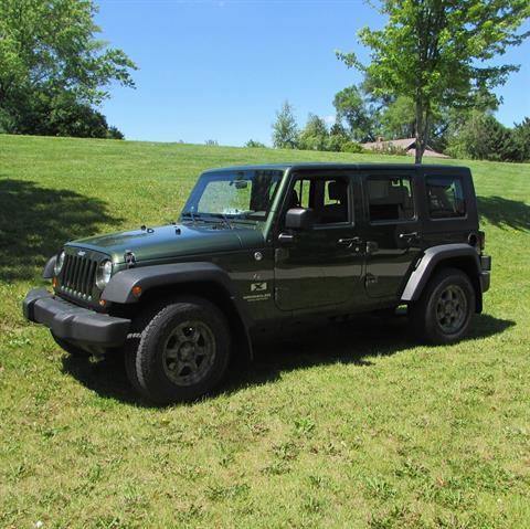 2008 Jeep Wrangler Limited Sport in Big Bend, Wisconsin - Photo 3