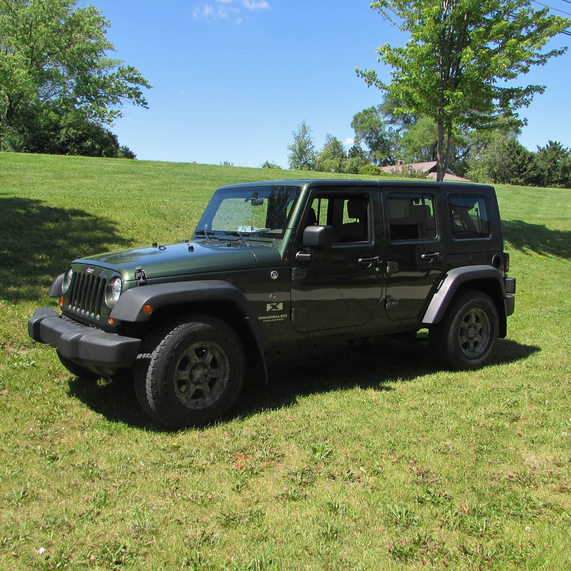 2008 Jeep Wrangler Limited Sport in Big Bend, Wisconsin - Photo 4