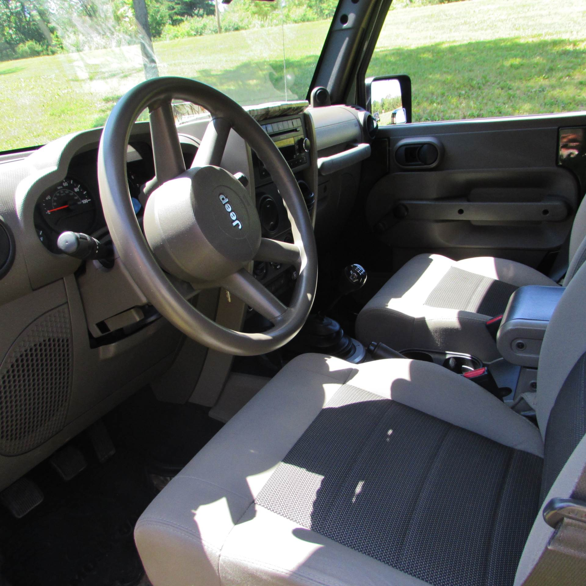 2008 Jeep Wrangler Limited Sport in Big Bend, Wisconsin - Photo 9