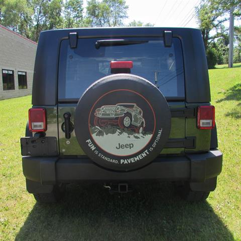 2008 Jeep Wrangler Limited Sport in Big Bend, Wisconsin - Photo 14
