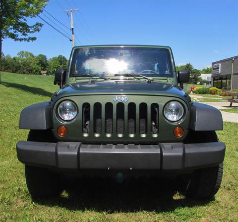 2008 Jeep Wrangler Limited Sport in Big Bend, Wisconsin - Photo 16