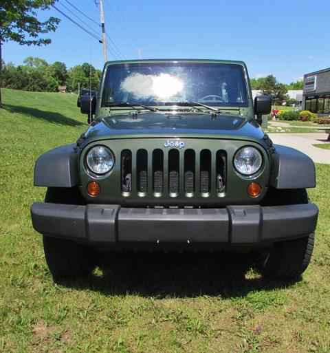2008 Jeep Wrangler Limited Sport in Big Bend, Wisconsin - Photo 17