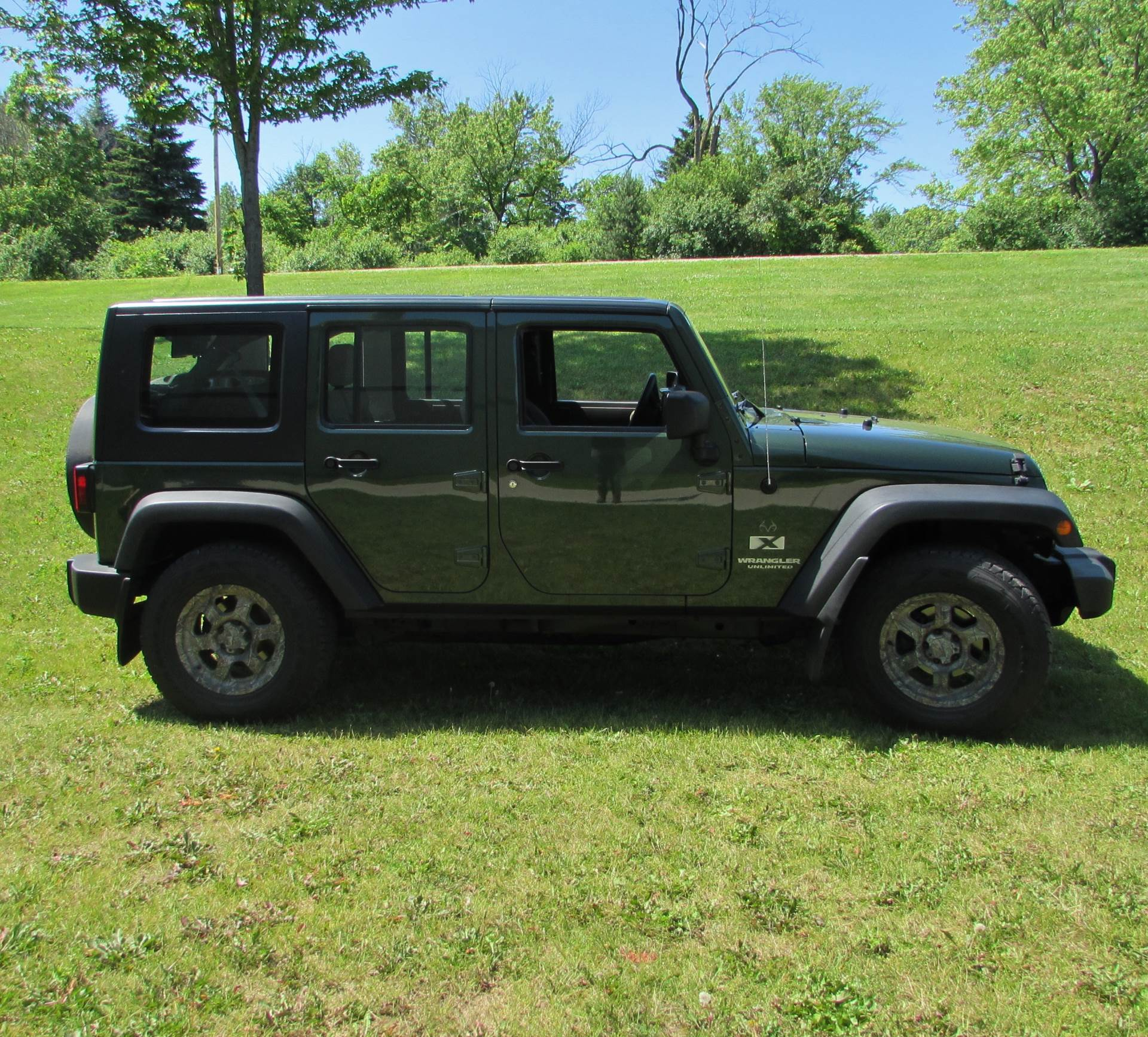 2008 Jeep Wrangler Limited Sport in Big Bend, Wisconsin - Photo 18