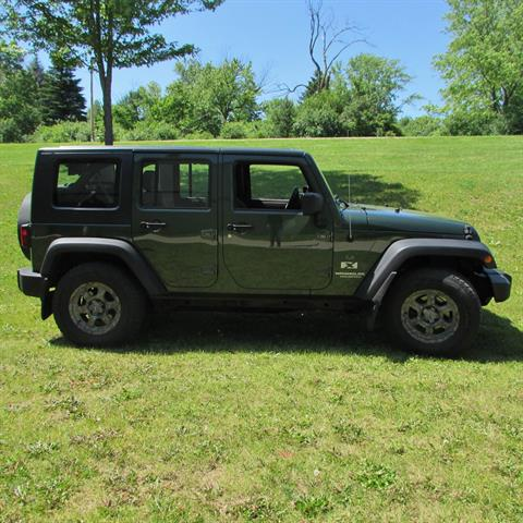 2008 Jeep Wrangler Limited Sport in Big Bend, Wisconsin - Photo 19