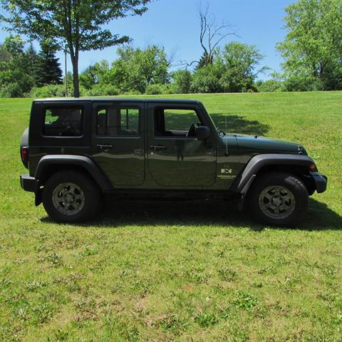 2008 Jeep Wrangler Limited Sport in Big Bend, Wisconsin - Photo 20