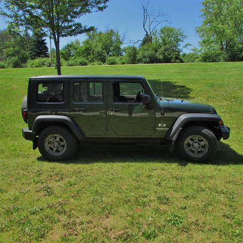 2008 Jeep Wrangler Limited Sport in Big Bend, Wisconsin - Photo 21