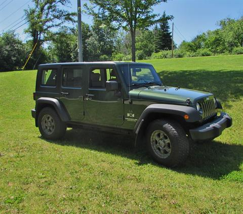 2008 Jeep Wrangler Limited Sport in Big Bend, Wisconsin - Photo 22